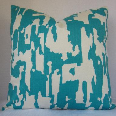 Trina Turk Beauty Bark Laguna Pillow Cover -