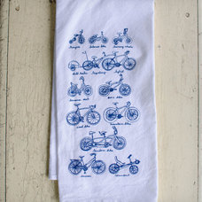Contemporary Dish Towels by Scoutmob