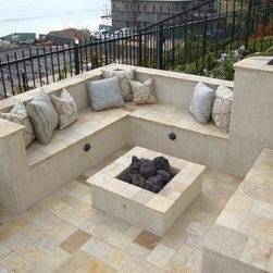 Fire Pits (Mediterranean Style) -