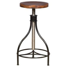 Eclectic Bar Stools And Counter Stools by Vanguard Furniture