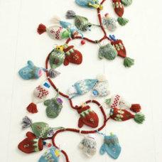 Modern Christmas Decorations by Garnet Hill