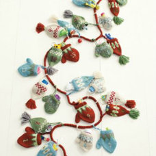 Modern Holiday Accents And Figurines by Garnet Hill