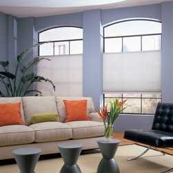 Super Saver Cellular Shades - Super Saver Cellular Shades by Shades Shutters Blinds: Starting at $38.14! Free Shipping and Lifetime Warranty!