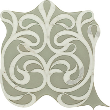 Traditional Tile by Artistic Tile