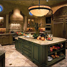Traditional Kitchen by New Design Studios
