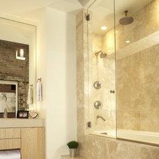 Contemporary Bathroom by Joel Kelly Design