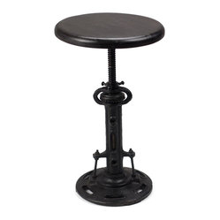 Revolution Crank Handle Stool