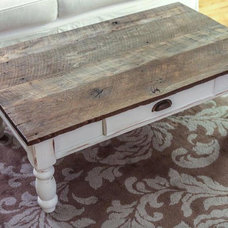 Traditional Coffee Tables by Reclaimed Things, LLC