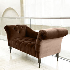 traditional love seats by Horchow