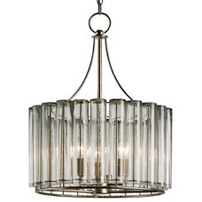 Industrial Chandeliers by AT HOM