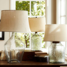 Contemporary Lamp Bases by Pottery Barn