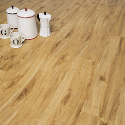"Gofloors - Golden Wheat Vinyl Plank Flooring Sample - This is a high-quality, 12"" sample of our vinyl plank flooring."