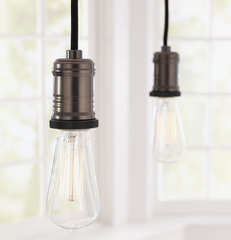 contemporary track lighting by Pottery Barn