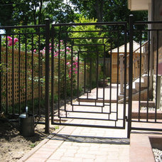 Home Fencing And Gates by Red Iron Design