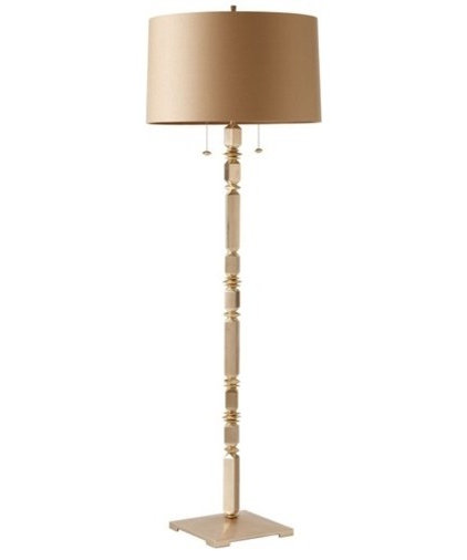 contemporary floor lamps by Harlow's Nest