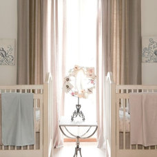 Traditional Nursery Decor by Carousel Designs