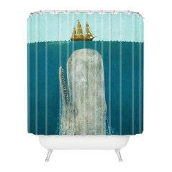 Beach Style Shower Curtains: Find Bathroom Shower Curtain Designs