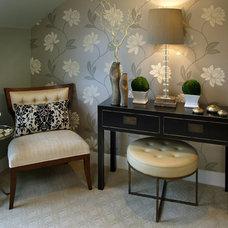 Contemporary Bedroom by Kamarron Design, Inc.