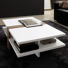 modern coffee tables by Nefertiti Designs