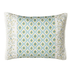 Dena Home Standard Diamond Sham