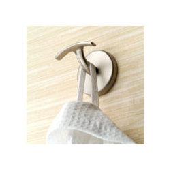 Ginger 0310-15 Hotelier Hook In Satin Nickel -