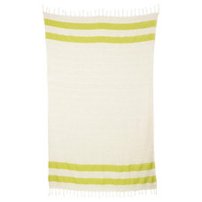 Contemporary Beach Towels by L-atitude