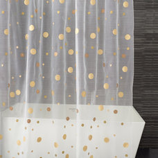Contemporary Shower Curtains by Kontextür