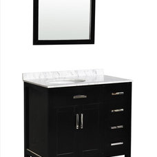 Modern Bathroom Vanities And Sink Consoles by PoshHaus