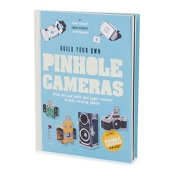 Thames & Hudson Build Your Own Pinhole Camera Book - Give those Lego-loving kids another way to build. And then they can shoot unique photos when they're done. It's a gift that keeps on giving!
