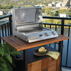 Traditional Outdoor Grills by Brookstone