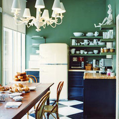 Beautiful Photos of Big Chill Appliances in some of our favorite kitchens