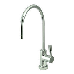 Kingston Brass Concord Water Filter Kitchen Drinking Faucet