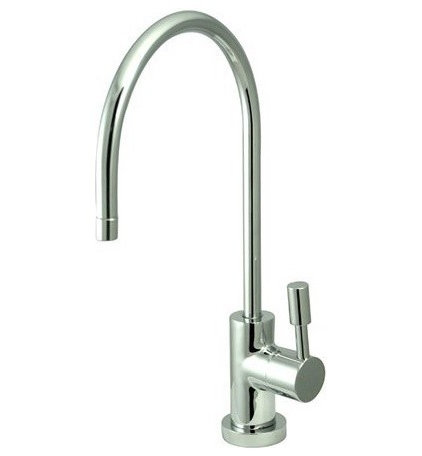 Modern Kitchen Faucets by Rebekah Zaveloff | KitchenLab