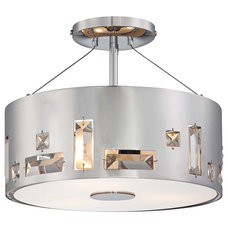 Contemporary Ceiling Lighting by Euro Style Lighting