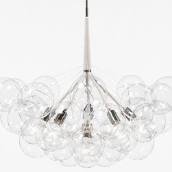 Pelle Designs - Pelle Designs | Jumbo 36 Bubble Chandelier - Design by Jean and Oliver Pelle, 2012.