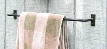 Contemporary Towel Bars And Hooks by Etsy