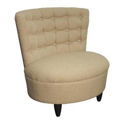 NOIR - NOIR Furniture - Bonn Chair - SOF236 - Features: