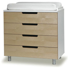 modern changing tables by All Modern Baby