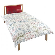 Contemporary Kids Bedding by Aspace