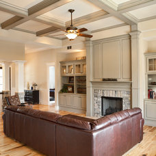 Traditional Family Room by Build Cincinnati of Coldwell Banker