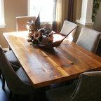 Custom Pine Table -
