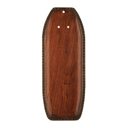 Emerson Fans - Emerson Fans Y52HCW Hand Carved Walnut Ceiling Fan Blades - Emerson Fans Y52HCW Hand Carved Walnut Ceiling Fan Blades