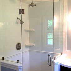 Showers by Precision Glass