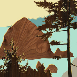 Northwest Coast Prints — Cannon Beach, Oregon