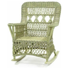 traditional rocking chairs by Wicker Home & Patio Furniture