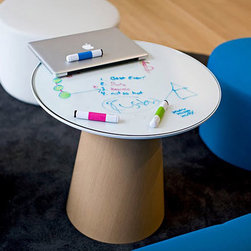 Campfire Paper Table - Give your little one a space that's safe to draw on. And doesn't it always feel more fun when you're drawing on a table?