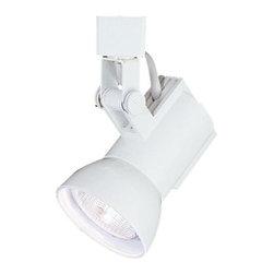 WAC Lighting - WAC Lighting JTK-773 J Series Line Voltage Track Head - Lamping Technologies: