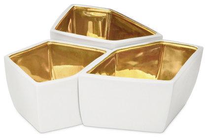Contemporary Serveware by AERIN