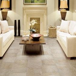 Mannington Porcelain Tile - Burroughs Hardwoods Inc.