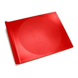 Preserve Large Cutting Board - Red - 14 In X 11 In - Powered by Leftovers